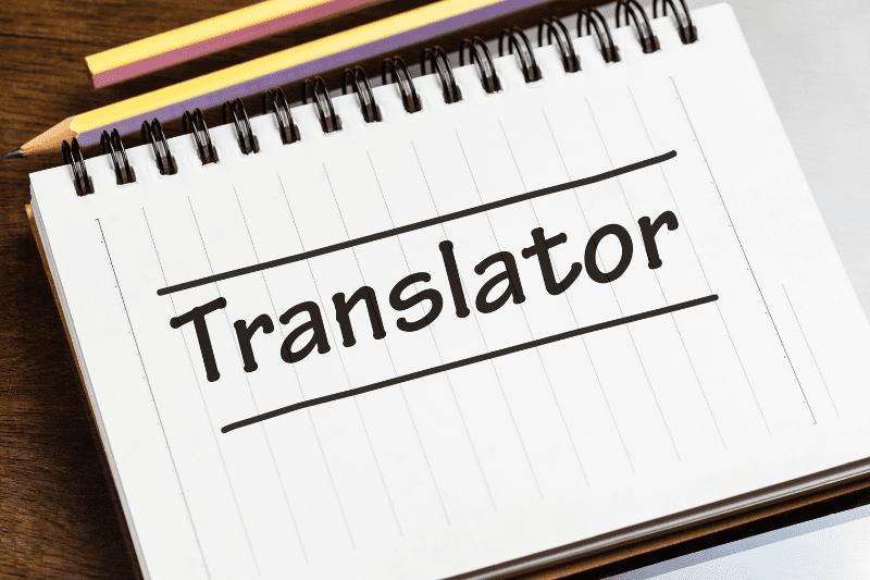 שירותי תרגום מסמכים מכל הסוגים